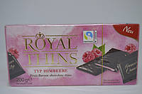 Шоколадные пластины Royal Thins Fruity Малина 200 г