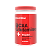 Аминокислота AB PRO BCAA + Glutamine Powder 1000 г Яблоко