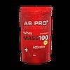 Гейнер AB PRO MASS 100 Whey Activator 1000 г Клубника
