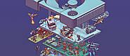 Художник показал богатый внутренний мир классических консолей