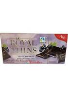 Шоколадные пластины Royal Thins Fruity Чёрная смородина 200 г