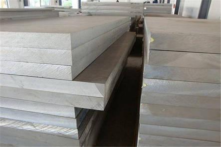Куски алюминиевого листа 138 мм сплав Д16 150 х 585, фото 2