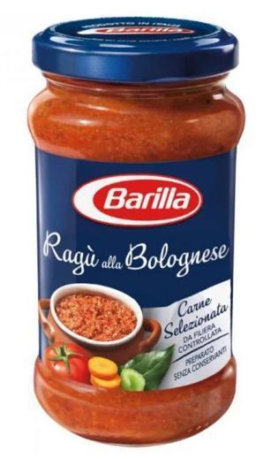 Соус Barilla Ragu alla Bolognese, 400г