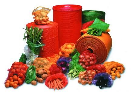 Упаковочные материалы для овощей и фруктов