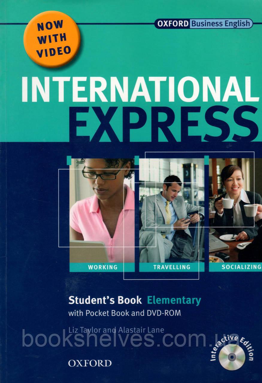 Учебник International Express:elementary