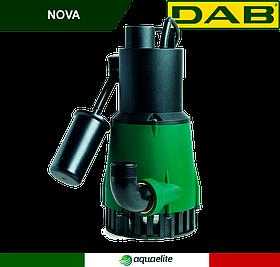 DAB  NOVA 600 M-A  Дренажный насос Италия