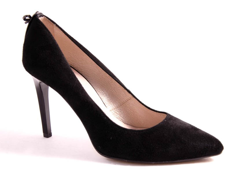 Туфли женские черные Favor 1189 р.35-39