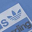 """Футболка спортивная св голубой ADIDAS """"skateboarding"""" Ф-10 LGLB L(Р) 19-902-020, фото 3"""