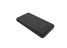 Оригинальный Powerbank Hoco J26 10000 mAh Черный Павербанк / Портативное зарядное устройство