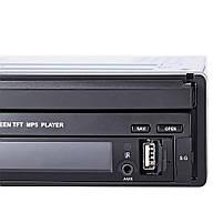 """Автомагнитола 1 дин Lesko 9601G экран 7"""" GPS навигатора автоматически выдвижной экран автомобильная WinCE, фото 4"""
