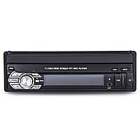 """Автомагнитола 1 дин Lesko 9601G экран 7"""" GPS навигатора автоматически выдвижной экран автомобильная WinCE, фото 8"""