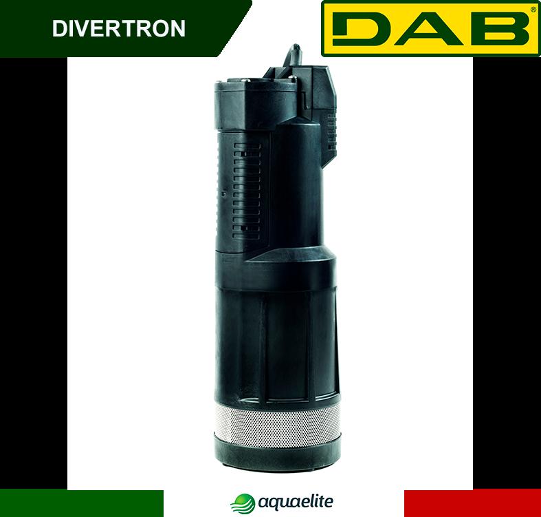 Автоматический насос для колодцев DAB DIVERTRON 1000 M