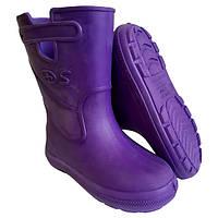 Женские сапоги пвх, резиновая обувь, сапоги EVA, обувь EVA, сапоги пена, обувь пвх, фото 1