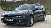 Защита окон дефлекторы, ветровики для MITSUBISHI Galant VIII Wagon 1996-2003 Legnum \ Митсубиши (23318 / 036)