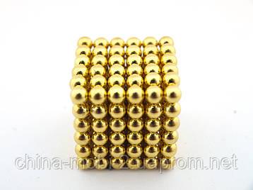 Неокуб Neocube в боксе, золотой, фото 2