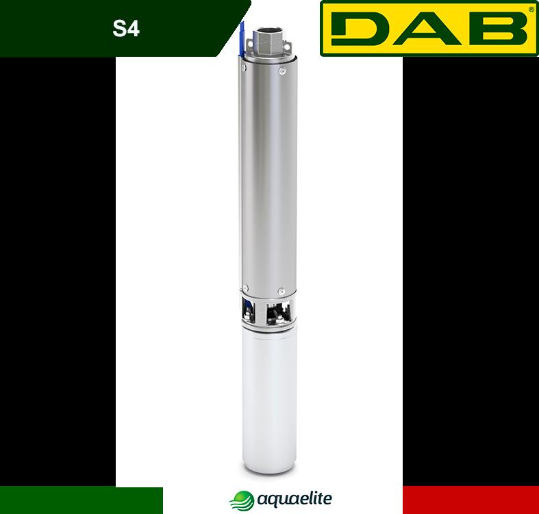 Насос глубинный DAB S4F-10 T