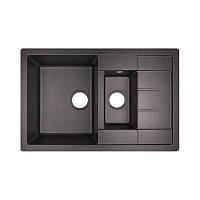 Кухонная мойка GF 780x495/200 BLA-03 (GFBLA03780495200)