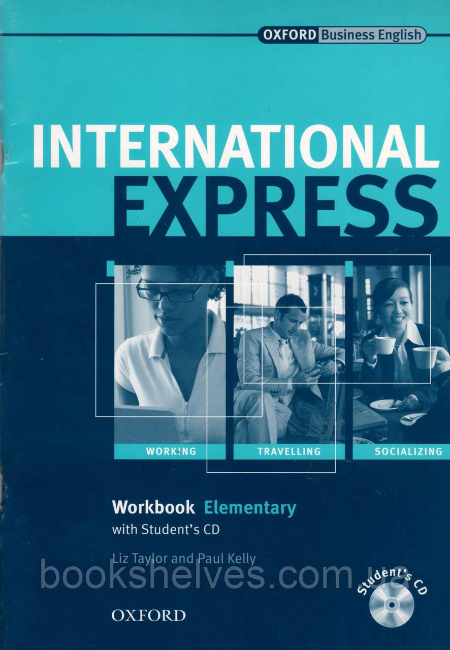 Рабочая тетрадь International Express Elementary