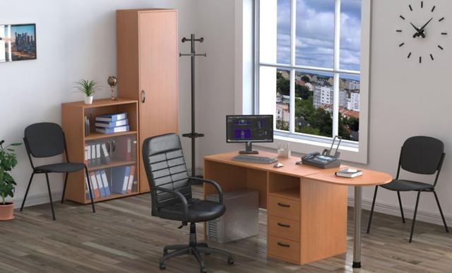 Корпусная мебель Омега в интерьере (6)