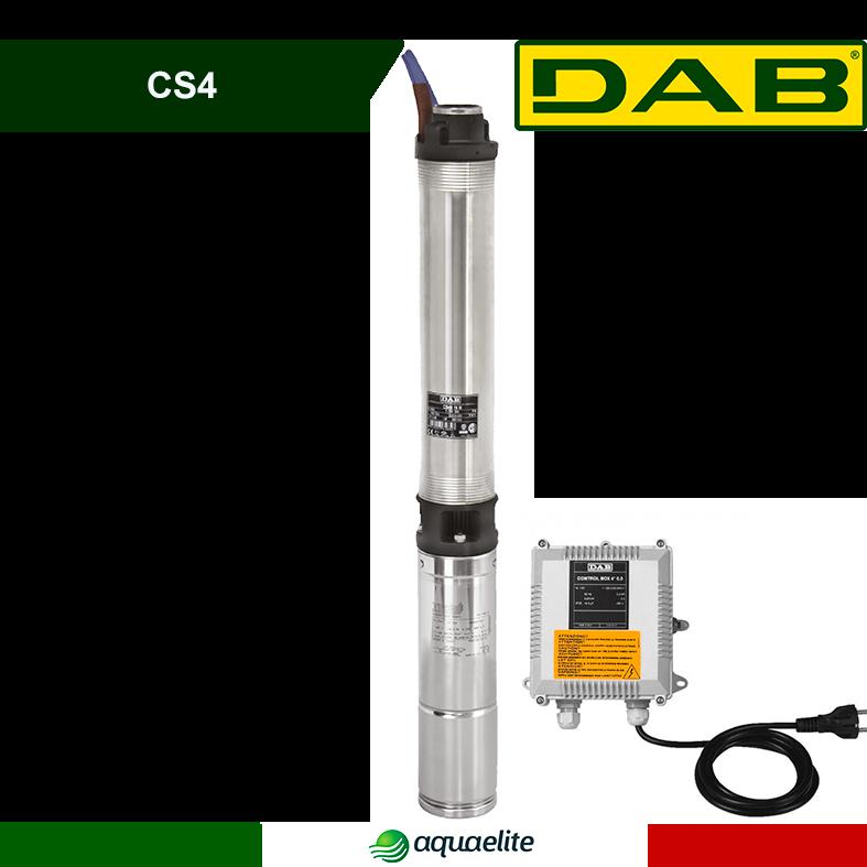 Скважинные насосы DAB CS4A-12M (Италия)