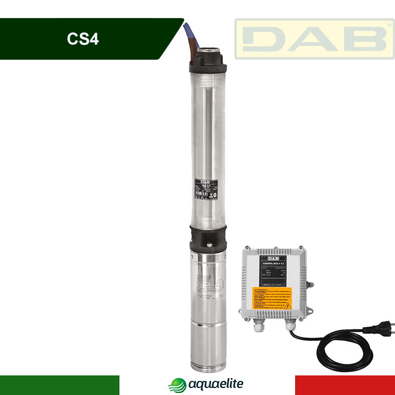 Насос глубинный DAB CS4B-24M (Италия)