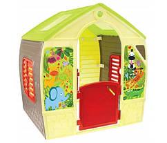 Детский игровой домик для детей Mochtoys Счастливый Дом