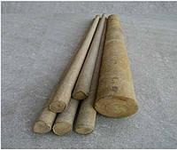 Эбонит стержневой диам. 5,0мм, 6,0мм, 8,0мм,10 мм, 12 мм  (L-600мм)