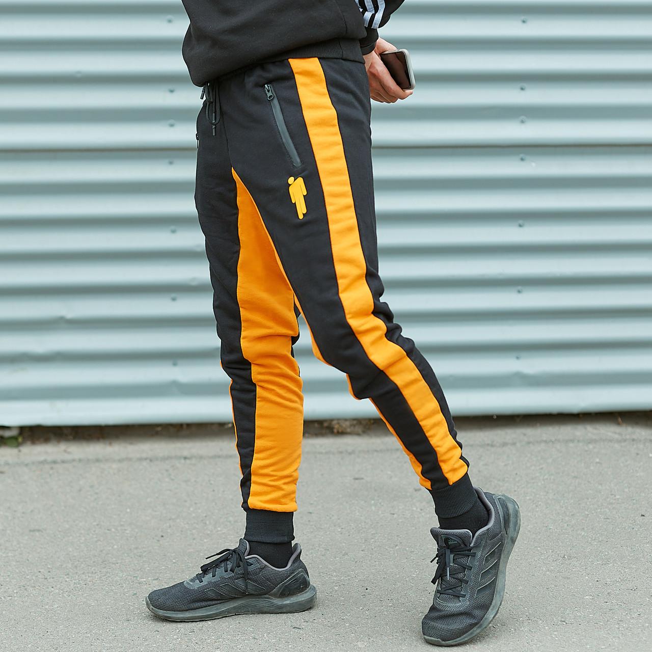 Спортивні штани Billie Eilish помаранчеві