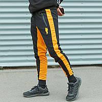 Спортивні штани Billie Eilish помаранчеві, фото 1