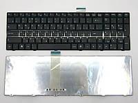 Клавиатура для ноутбука MSI CR620, CR630, CR650, A6200, GE620, S600 ( RU black ). Оригинальная клавиатура. Русская раскл