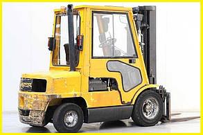 Вилочний навантажувач Hyster H3.00XM, 3т, дизель, 2392 мч
