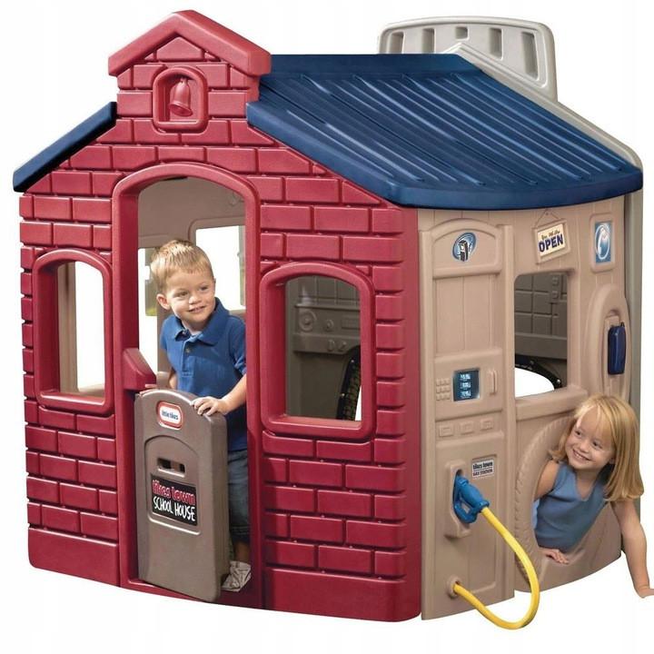 Будиночок Супергородок Little Tikes 444D
