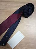 Галстук шёлковый двухцветный COS (Швеция), фото 2