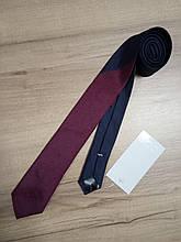 Краватка шовкова двоколірний COS (Швеція)