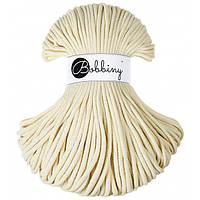 Шнур хлопковый Bobbiny 5 мм, цвет Блонд