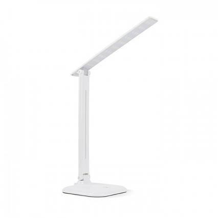 Настольная лампа Feron DE1725 9W 6400К белая, фото 2