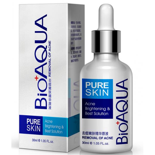 Сыворотка для лица BioAqua против акне и воспалений Pure Skin Anti-Acne 30 мл, фото 2