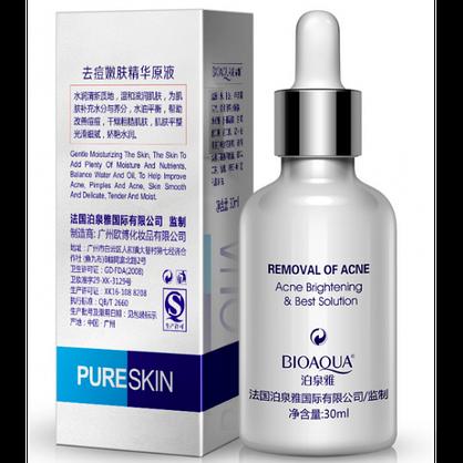 Сыворотка для лица BioAqua против акне и воспалений Pure Skin Anti-Acne 30 мл, фото 3