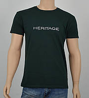 "Мужская футболка ""Heritage"" (Реплика) Синий, фото 1"