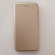 Чехол для Samsung A7 2018 A750 Level Gold