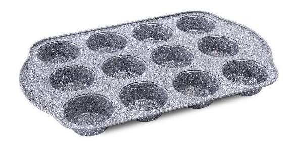 МК-P120М Форма для випічки кексів Мармурове покриття