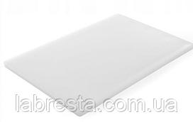 Доска разделочная Hendi 825600 HACCP 600x400 мм - белая