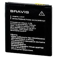 Аккумулятор оригинал Bravis Light