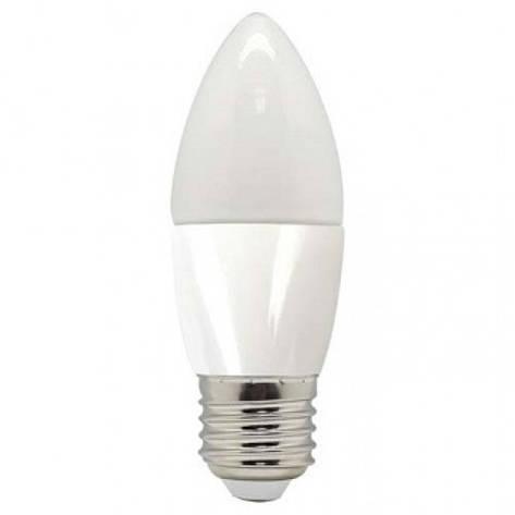 Светодиодная лампа Feron LB-737 C37 E27 230V 6W 500Lm 2700K, фото 2
