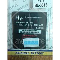 Аккумулятор оригинал Fly BL3815 IQ4407, фото 1