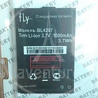 Аккумулятор Fly BL4207 Q110