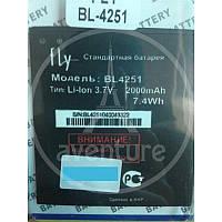Аккумулятор оригинал Fly BL4251 IQ450, фото 1