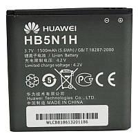 Акумулятор оригінал Huawei HB5N1H Ascend Y220/ Y220/ Y320/ U8812/ U8815/ M660/ U8818 1250 mAh, фото 1