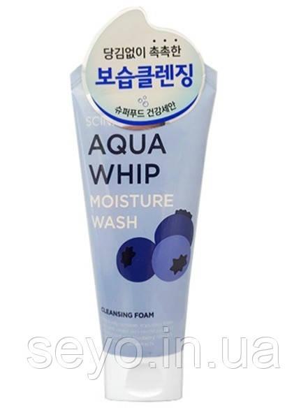 Увлажняющая пенкаScinic Aqua Whip Moisture Wash, 120 мл