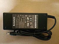 Блок питания для ноутбука Lenovo 20V, 4.5A, 90W, 5.5*2.5мм, 3 hole, прямой разъём, black (без кабеля! )